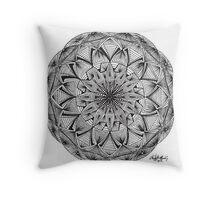 Mandala-4 Throw Pillow