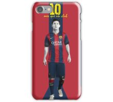 Lionel messi iPhone Case/Skin