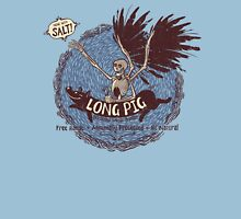 Long Pig Is People Unisex T-Shirt