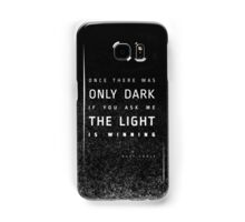 LIGHT vs. DARK Samsung Galaxy Case/Skin