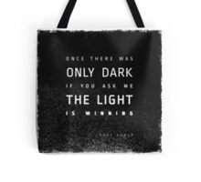 LIGHT vs. DARK Tote Bag