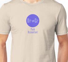 Punk Accountant T-Shirt Gift - Accounting Rebel! Unisex T-Shirt