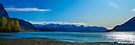 Mouth of the Chilkat by Yukondick