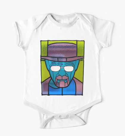 Heisenberg Stained Glass One Piece - Short Sleeve