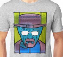 Heisenberg Stained Glass Unisex T-Shirt
