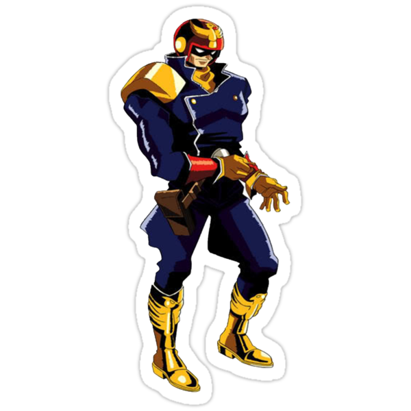 Captain Falcon by yoon2972