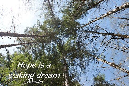 waking dream by Annie Underwood