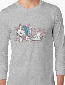 The Sampsans Long Sleeve T-Shirt