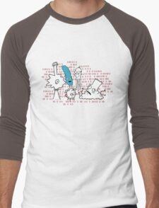 The Sampsans Men's Baseball ¾ T-Shirt