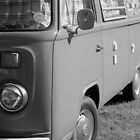 vw camper by Perggals© - Stacey Turner