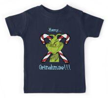 Merry Grinchmas Kids Tee