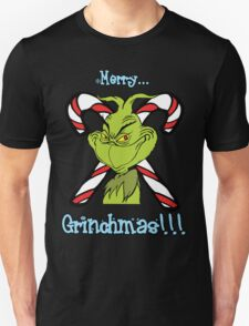 Merry Grinchmas Unisex T-Shirt