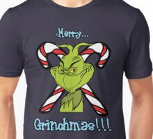 Merry Grinchmas Unisex T-Shirt