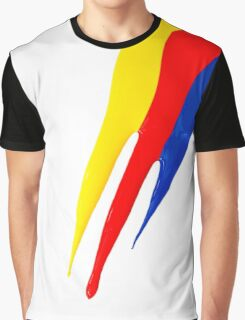 Primary Colours Graphic T-Shirt