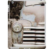 Rustic Chevy iPad Case/Skin