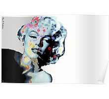 Amazing Marylin Poster