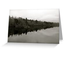 Loch Ness Banks | Scotland Greeting Card