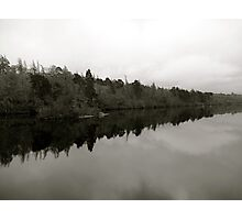 Loch Ness Banks | Scotland Photographic Print