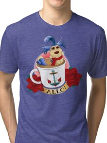 'ALLO! Tri-blend T-Shirt