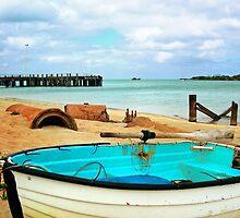 Seisia Beach Dinghy by V1mage