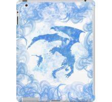 Dragonfight-cooltexture Inverted iPad Case/Skin