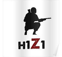 H1Z1 Logo Poster