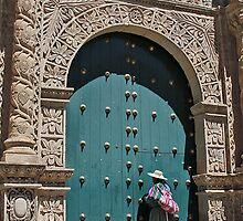 Locking the door by manifold53