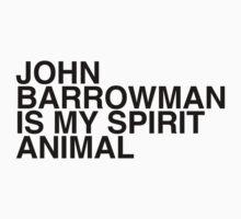 John Barrowman is my Spirit Animal by platypusdistro