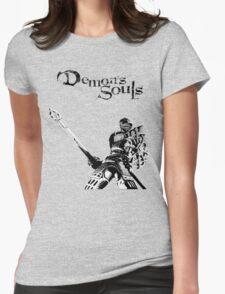 Demons Souls Shirt Design Womens Fitted T-Shirt