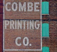 Combe Printing, St Joseph, MO by kenelamb