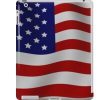 United States Flag iPad Case/Skin