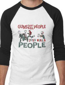 Joss Kills Men's Baseball ¾ T-Shirt