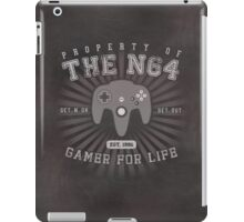 Property of N64 iPad Case/Skin