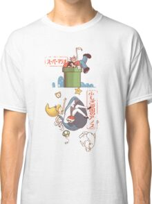 DOWN THE PIPE HOLE Classic T-Shirt