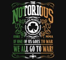 Mcgregor - Go To War by FightZone