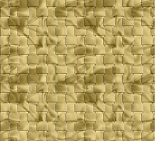 Gold Weave by TinaGraphics