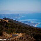 Coast of Santa Barbara by Jonathan Melicharek