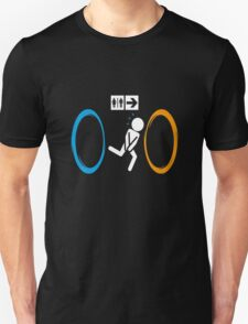 Portal Toilet T-Shirt