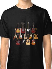 Too Many Guitars! Classic T-Shirt