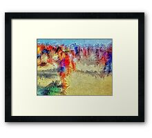 Humans Framed Print