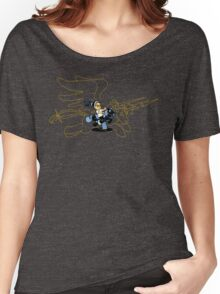Playground Valkyrie Women's Relaxed Fit T-Shirt