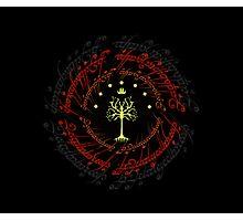 Tree of Gondor Photographic Print