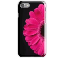 Pink Gerbera iPhone Case/Skin