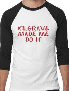 kilgrave made me do it Men's Baseball ¾ T-Shirt