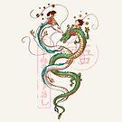 Dragon friends by Harantula