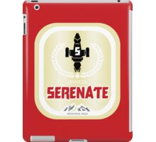 Serenate iPad Case/Skin