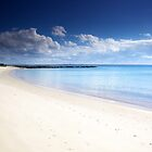 Silver Beach Kurnell by oneshuteye