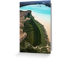 Where Nature Reigns Greeting Card