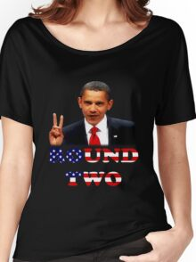 Oh Yeah Obama Women's Relaxed Fit T-Shirt