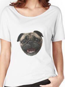 Pug love 2 Women's Relaxed Fit T-Shirt